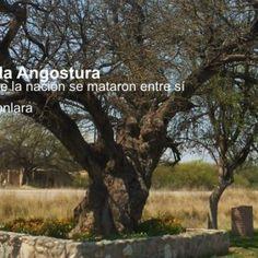 La cruenta Batalla de la Angostura definió nuestra historia [Santa Rosa del Conlara, San luis, Argentina]    http://mapasculturales.blog.com/2012/12/06/la-batalla-de-la-angostura-merlo-san-luis-argentina/