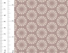 Ginger Lily Studio Lake House: AS0089 cw 01 Stippling, Daisy, Delicate, African, Studio, Fabric, Pattern, House, Collection