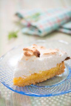 Tarta de cítricos y merengue para tus fiestas veraniegas - La Vida Sabe Mejor