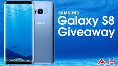 Samsung Galaxy S8 International Contest Giveaway