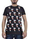 Peanuts Gang Snoopy Mens Graphic Print T-Shirts - http://tonystshirts.com/peanuts-gang-snoopy-mens-graphic-print-t-shirts/