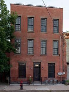 A 19th century Brooklyn tenement turnedbrownstone - desire to inspire - desiretoinspire.net