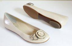 NEW Cole Haan AIR HALSLEY Ballet Flats Womens Shoes 6 NIB