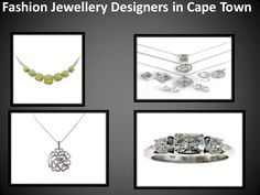 To get best Fashion Jewellery Designers in Cape Town @ http://www.marksolomonjewellers.co.za/