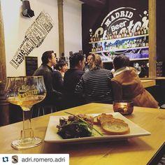 Nos encantan los clientes felices!  welcome everytime you want. @adri.romero.adri  #Repost @adri.romero.adri with @repostapp.  Best tuna tartare @beershootermalasana #madrid #goodmoments #beershootermalasaña #malasaña #malasañamola #tunatartare  #beershooter #malasaña  #malasañamola  #condeduque  #condeduquegente  #madrid #madridmola #madridmemola #cervezaArtesana #craftbeermadrid #cervezaartesanamadrid #rinconesdemalasaña #ganasdemalasaña #madridtime  #callelapalma #beermadrid  #beerporn…
