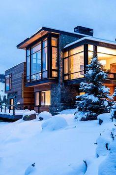 .Perfect Winter Wonderland.