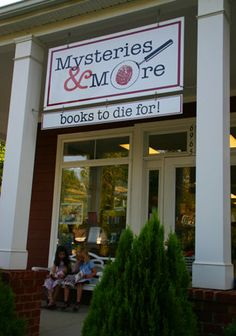 Mysteries & More...Books to die for! - Nashville, TN