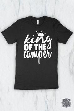 Camper Unisex Grey Graphic Hoodie Summer Camp Trip Must Have Items
