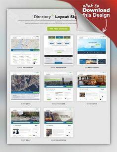 Directory WordPress Theme adsense, advertising, business, categories, database, directory, ecwid, global directory, listing, local directory, multilingual, portal Best Directory WordPress Theme 2017 First version of our Directory theme was released in January 2013 as an absolutely unique theme concept, first time ever on themeforest. You're able to easily set up an online directory portal listing categorized items of any type – c...
