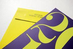 Invitation card by CREA OFFICINA