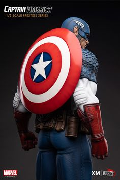 Pre-Order Captain America by XM I LBS now here with us in europe. Super-Soldier Captain America stands ready as a shining sentinel of liberty!