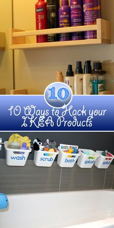 10 Ways to Hack your IKEA Products to Make them More Useful