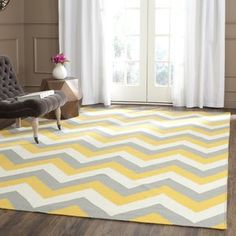Image result for mustard and grey rug