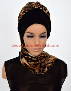 Ready To Wear Hijab  Code: HT-0256 Hijab Muslim by HAZIRTURBAN