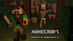 A Procura De Um Lar Minecraft A Serie #01