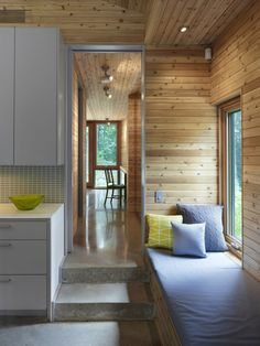 Lakeside cottage, Bracebridge, Ontario, Canada