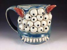 monster mug