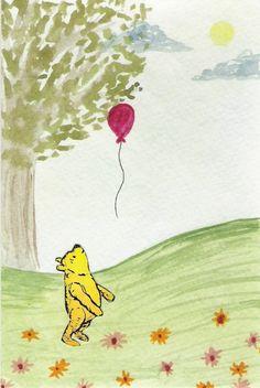 vintage Pooh