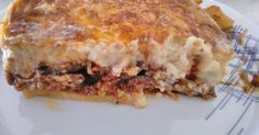 Ελληνικές συνταγές για νόστιμο, υγιεινό και οικονομικό φαγητό. Δοκιμάστε τες όλες Lasagna, Cooking, Ethnic Recipes, Desserts, Food, Puddings, Kitchen, Tailgate Desserts, Deserts
