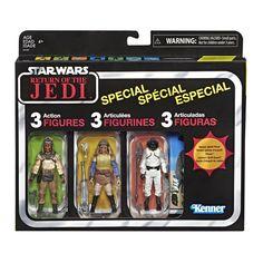 Star Wars ROTJ Micro Machines Action Fleet BIB FORTUNA Jabba Palace Figure #3