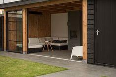 Veranda | Wesselshoek Summer Kitchen, Garden Design, House, Home Porch, Garden Buildings, House Interior, Pool Houses, Garden Inspiration, Outdoor Kitchen