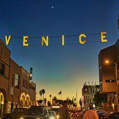 Venice Beach.  I loved the craziness of Venice beach.