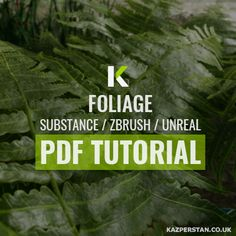 This tutorial will show you the basics of modelling and texturing a foliage asset using Maya, Zbrush and Substance Designer before finally implementing it into Unreal Engine 4. It will cover: - Creating a base mesh from reference. - Creating the Highpoly