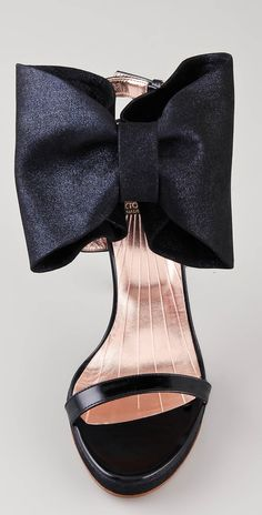 Big Bows Viktor Rolf 5136 |2013 Fashion High Heels|
