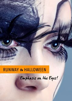 2bf586609b9 So chic, it's scary. 3 gorgeous runway-inspired halloween looks you can  create