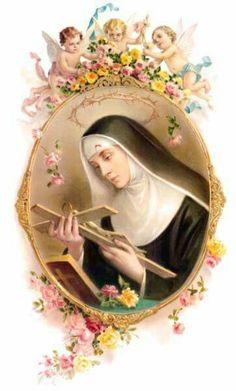 """Santa Rita da Cascia, la Santa dell'impossibile """"Rita ha il titolo di """"santa dei casi impossibili"""", cioè di quei casi clinici o di vita, per cui non ci sono più speranze e che con la sua intercessione, tante volte miracolosamente si sono risolti."""""""