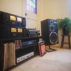 Hi-Fi media storages and Hifi setup