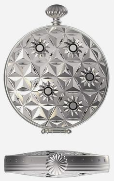 """basil green pencil: """"Awaking Beauty"""" Powder Collection 2013 by Marcel Wanders"""