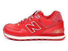 2013 nuevos zapatos casuales retro auténticos ML574SRE