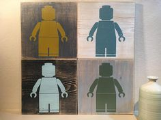 Boy's Lego Decor