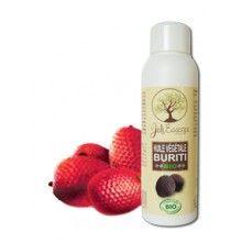 Huile végétale de Buriti BIO 100% pure et vierge