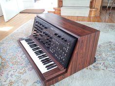MATRIXSYNTH: Korg PS 3100 Synthesizer With Kenton Midi