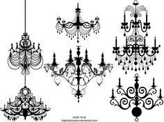 victorian luminárias