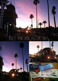 santa cruz the train to christmas town review christmastrain christmas town train to