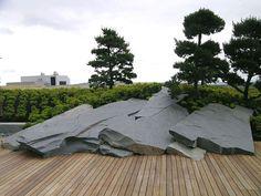 washington mutual roof garden