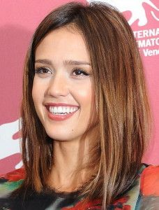 Medium Brown Hairstyles 2014