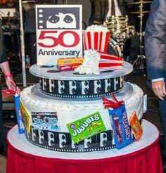 Chicago Film Festival Cake