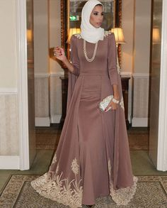 3f02c9c9a35c64bad4ed5dfa6d9732fa 21 Prom Outfit Ideas with Hijab - How to Wear Hijab for Prom