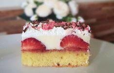 Easy Strawberry Pie, Strawberry Shortcake Recipes, Strawberry Desserts, Chocolate Strawberries, Covered Strawberries, Salty Cake, Savoury Cake, Let Them Eat Cake, How To Make Cake