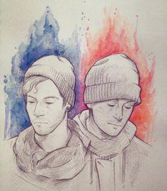 Tyler Joseph & Josh Dun
