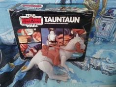 Star Wars Tautaun Kenner 1979 Vintage by AlwaysPlanBVintage on Etsy