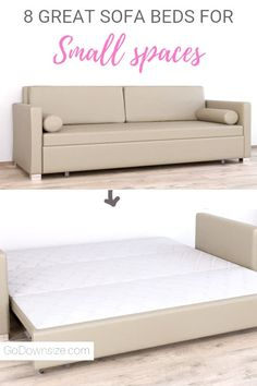 Amazing Folding Sofa Beds For Small Spaces (You Can Afford) 9 Amazing Folding Sofa Beds For Small Spaces (You Can Afford) 9 Amazing Folding Sofa Beds For Small Spaces (You Can Afford) Best Furniture Stores Nyc Product Roma Sofa Bed Sofa Bed For Small Spaces, Small Space Living Room, Bedroom Small, Tiny Living, Folding Sofa Bed, Fold Out Beds, Futon Bedroom, Transforming Furniture, Sofa Furniture