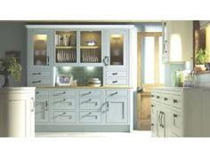 Cooke & Lewis Carisbrooke Ivory Framed | DIY at B&Q | Cheap Kitchens ...