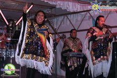 Baile de los Askis en Chimalhuacan, México.