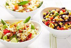 3 délicieuses recettes de salades pique-niques