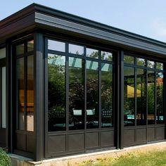 Windowseco: Vérandas en aluminium